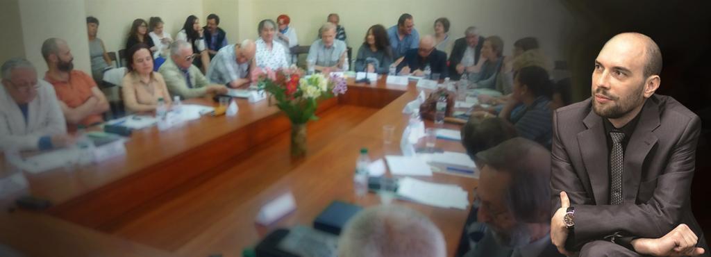 Перша в Україні </br> докторська дисертація </br>з антропології медіа