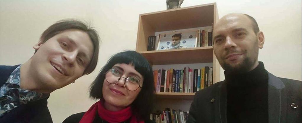 """Презентація книги Раґнара Мьоллєрсона """"#ЦільБезкінечність"""""""