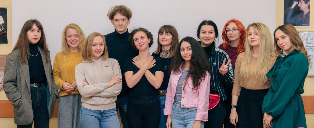 Зустріч з учасниками проекту «Сінема Хаб»