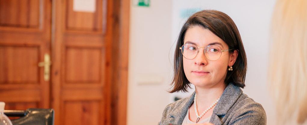 Ірина Славінська презентувала книгу есеїв у Харкові