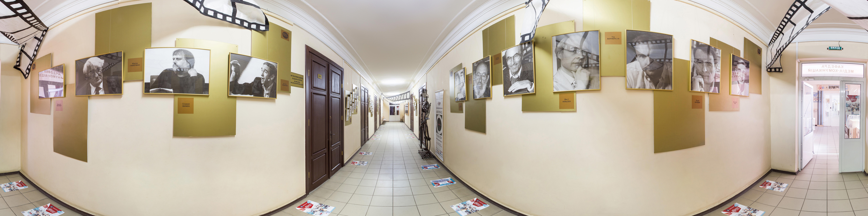 Віртуальний 3D-тур просторами Mediatopos