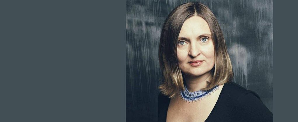 Онлайн-зустріч з журналісткою Катєю Солдак